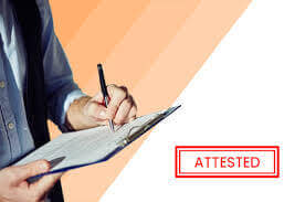Documents attestation Services